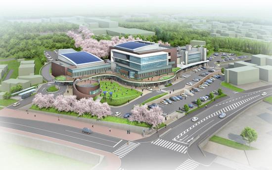 阿久比町新庁舎の建設工事がスタートしました   TODAY! YASUI STYLE