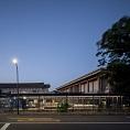 東京国立博物館 正門プラザ