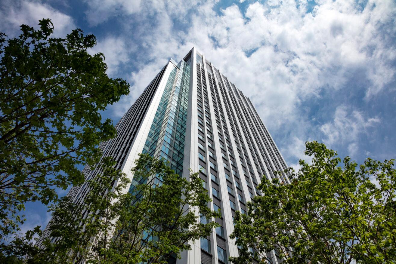 Tokyo World Gate Kamiyacho Trust Tower