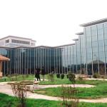 瀋陽航天三菱汽車発動機製造 渾南新工場 事務棟・厚生棟・宿泊棟