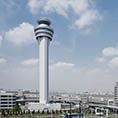 東京国際空港 新管制塔 新築工事