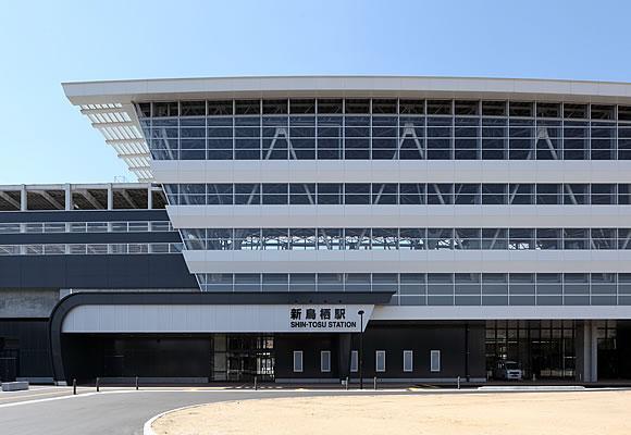 九州新幹線 新鳥栖駅
