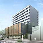 前橋地方合同庁舎(仮称)/BIMによる統合設計手法の構築と検証