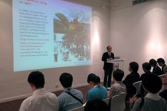 画像提供:在シンガポール日本大使館