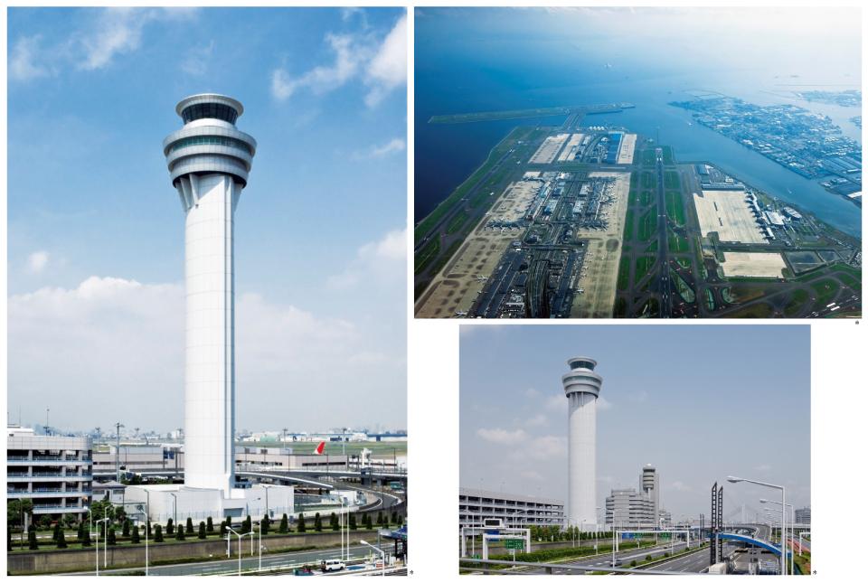 13号 東京国際空港(羽田空港)新管制塔 | 対話力は設計力 YASUI STYLE