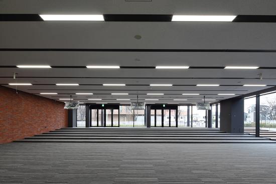 1階:大講義室
