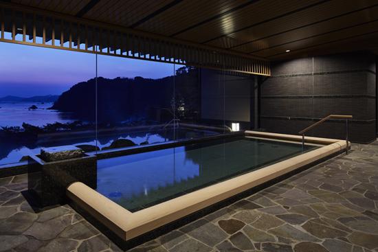 天然温泉「天海の湯(内風呂)」