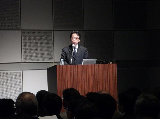 2015.10.23 Archifuture2015で登壇する村松