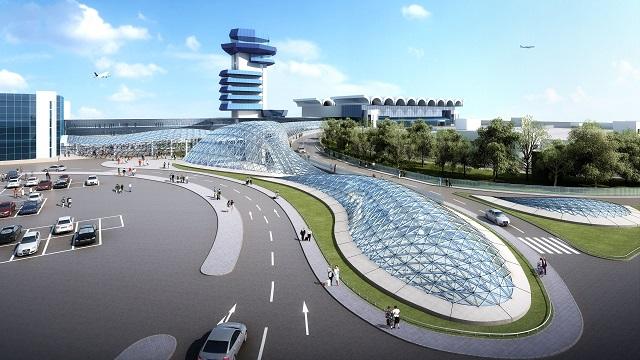ブカレスト国際空港アクセス鉄道建設事業 オトペニ空港駅