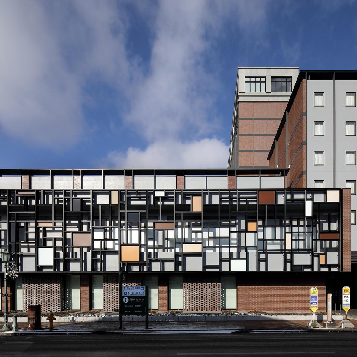 函館国際ホテル建替計画