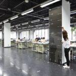 大阪工業大学大宮キャンパス2号館建築学科移転に伴う改造工事