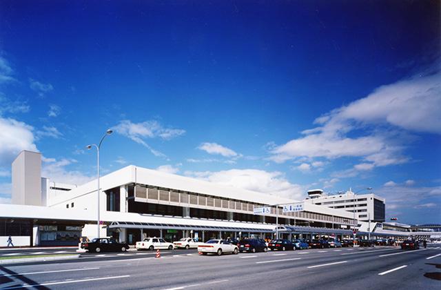 大阪国際空港(伊丹)旅客ターミナルビル