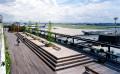 大阪国際空港ターミナルビル再整備(北ターミナルビル改修)