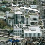 徳島赤十字病院 複合棟・防災エネルギーセンター
