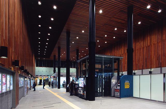 京阪電車中之島線(中之島駅・渡辺橋駅・大江橋駅・なにわ橋駅)