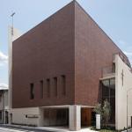 御影神愛キリスト教会 新会堂