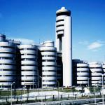 東京国際空港(羽田)庁舎・管制塔・電気局舎