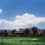 メイプルポイントゴルフクラブ クラブハウス