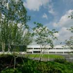 サントリー天然水株式会社 奥大山ブナの森工場