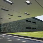 東京国立近代美術館フィルムセンター相模原分館 映画保存棟Ⅱ