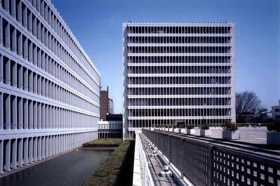 庁舎全景写真 撮影:平剛風アトリエ