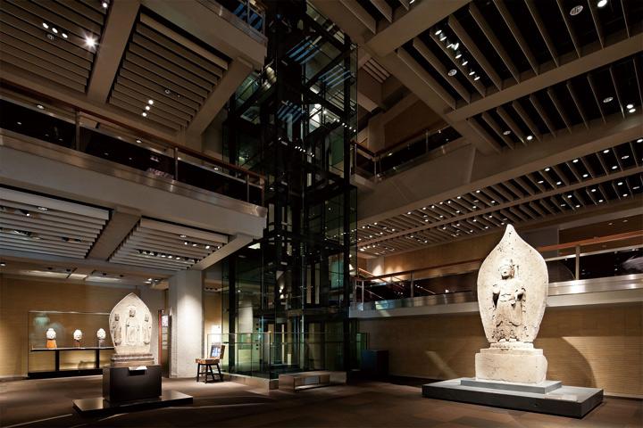 Visualization using BIM in renovation/design of Tokyo National Museum's Asian Gallery (Toyokan)