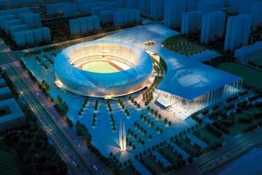 唐山市オリンピックセンター