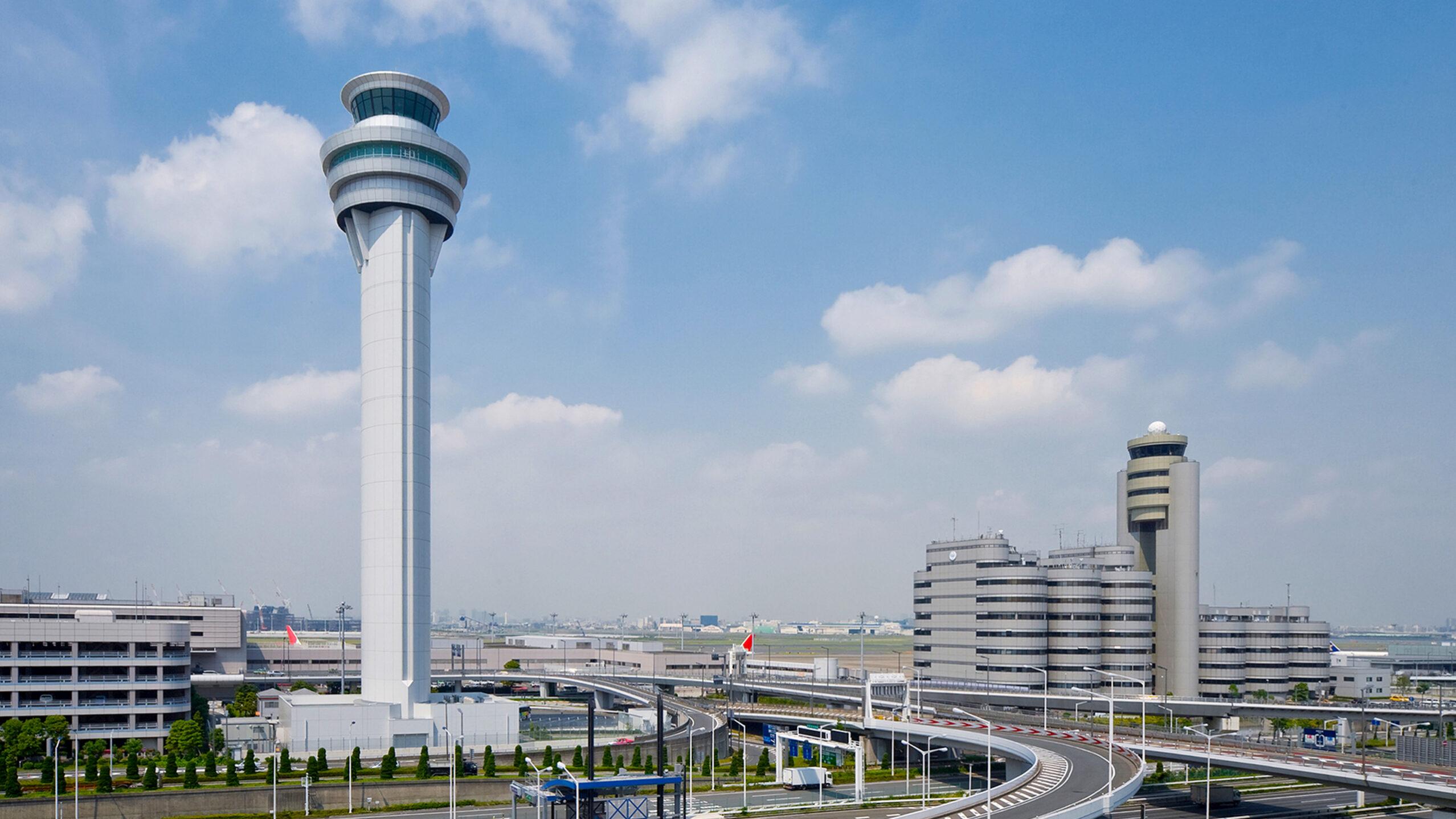 東京国際空港(羽田)新管制塔