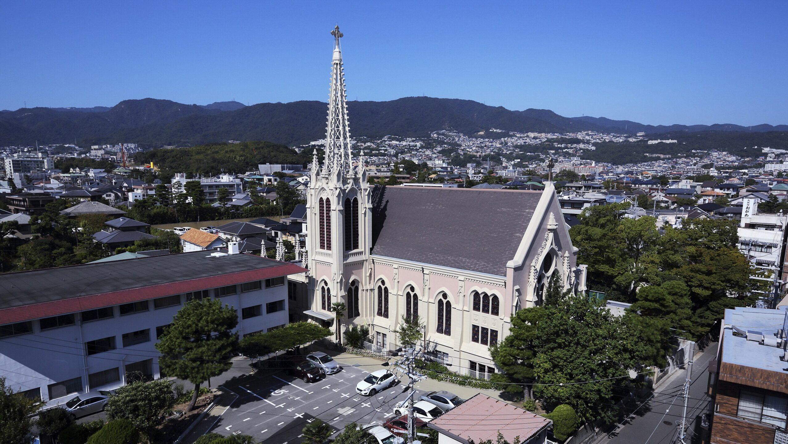 カトリック夙川教会 献堂80周年・聖堂(改修)