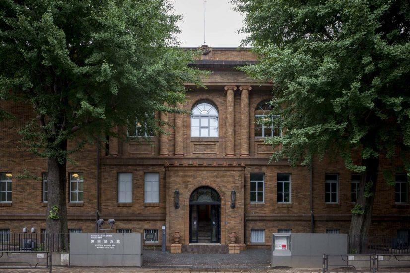 東京国立博物館 黒田記念館(改修)