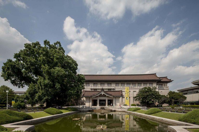 東京国立博物館 本館(改修)