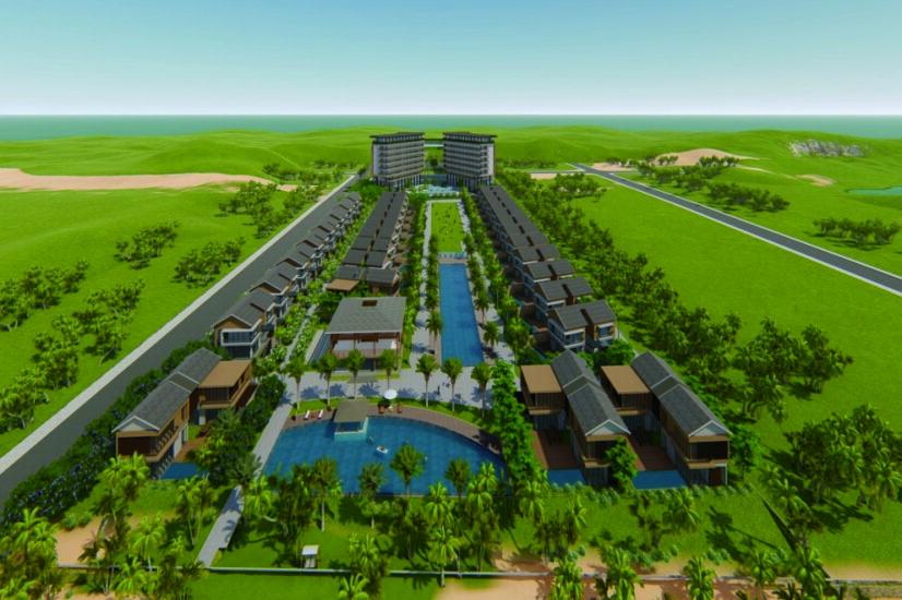 Binh Minh Resort Hotel