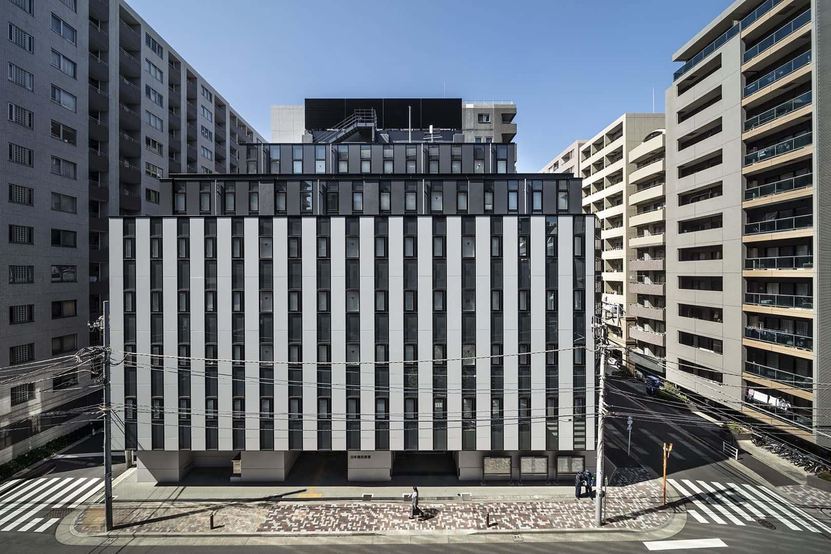 日本橋税務署(改修)